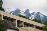 Alps view, Vaduz, Liechtenstein