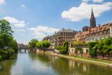 Ill River, Grande ÃŽle (Grand Island), Strasbourg, France