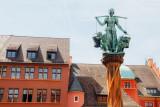Justice, Freiburg im Breisgau, Black Forest, Germany