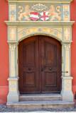 Door, Freiburg im Breisgau, Black Forest, Germany