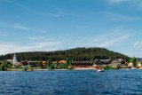 Lake Titisee, Black Forest, Germany