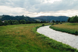 Kinzig River, Gengenbach, Black Forest, Germany