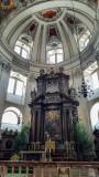 Altar, Salzburg Cathedral, Salzburg, Austria