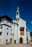 Fortress Hohensalzburg, Kathol. St.-Georgs-Kirche, Salzburg, Austria