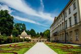 Mirabellgarten, Mirabell Palace, Salzburg, Austria