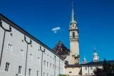 Franciscan Church, Salzburg, Austria