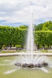 Fountain, Mirabellgarten, Salzburg, Austria