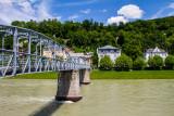 Mozart Bridge, Sound of Music Location, Salzburg, Austria
