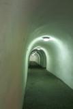 Neuschwanstein Castle,  Tunnel, Bavaria, Germany