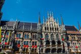 New Town Hall, Munich, Bavaria, Germany