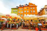 Farmers Market, Castle Square, Warsaw