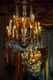 Chandeliers, The Royal Palace, Warsaw