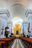 The smaller Basilica of the Holy Cross, Krakowskie PrzedmieÅ›cie, Warsaw