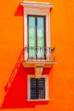 Window, Warsaw, Poland