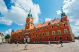 The Royal Castle, Warsaw