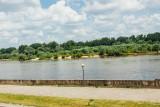 Vistula River, Warsaw, Poland