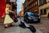 Musician, Warsaw, Poland