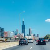 Sears, Willis Tower, Chicago, Illinois
