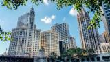 Wrigley Building, Tribune Tower, Chicago, Illinois