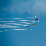 Air and Water show 2015 - Team AeroDynamix, Chicago