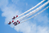 Air and Water show 2015 - AeroShell Aerobatic Team, Chicago