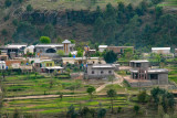Houses in Kalghetran