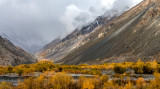 Mountains along KKH