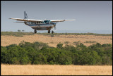 Flying into Mara (for people with lack of time....)