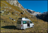 Spending a beautiful day near Grossglockner (Austrian alps) trying to photograph Marmots