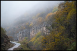 Xinaliq windling road