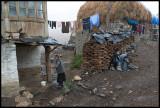 Handwashing in Xinaliq