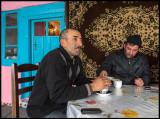 In Xinaliq Teahouse