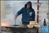 Grillmaster - roadside cafe near Besh Barmaq