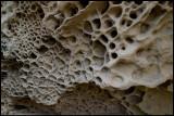 Sandstone formation at Gobustan NP