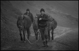 Caucasian horsemen - Xinaliq Azerbajijan