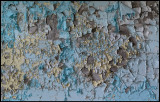 Old wall paint