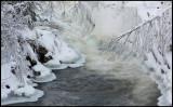 A small stream in Svenningdal