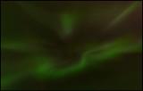 Northern Light over Fauske-Bodö rad