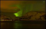 Northern light - Syddalen Lofoten