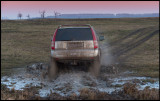 Mud-driving on Hungarian Puszta with Zoltan Pabar