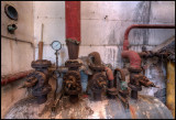 Rusty valves - Ytong
