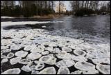 Ice-plates at Huseby
