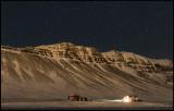 Nightlight near Grundarfjordur