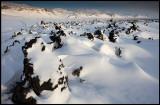 Lava formations near Arnastapir at Snaefellsnes