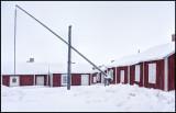 Old church-village (Kyrkbyn) in Gammelstad (Luleå