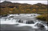 A stream near Vassbygdi