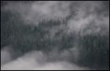 Low morning clouds near Utvik