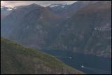 Ferries in Aurlandsfjord