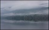 Lake Kröderen fog