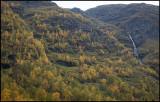 Autumn fjell near Vassbygdi